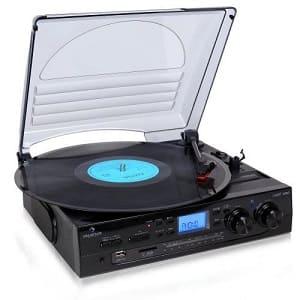 Auna-TT-186E-Plattenspieler