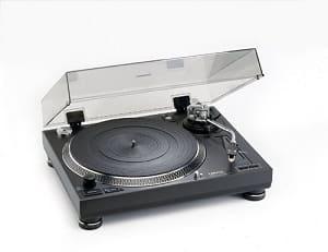 Lenco Plattenspieler - L-3807