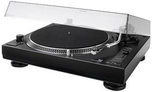 USB Plattenspieler - Dual DTJ 301.1 USB DJ-Plattenspieler