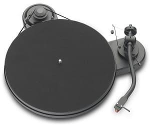 Project Plattenspieler - Project Plattenspieler RPM 1.3 schwarz