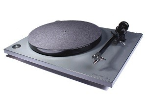 High End Plattenspieler - Rega RP 1 Cool Grey