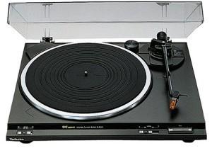 Technics Plattenspieler SL BD-20D-EG-K