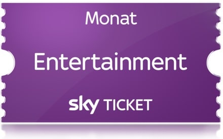 sky ticket entertainemt monatsticket