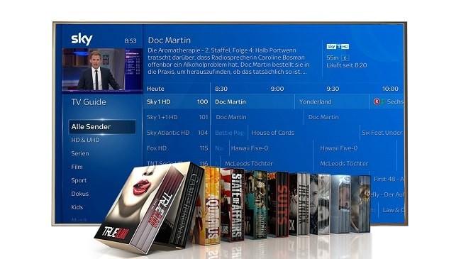 Sky Programm Film