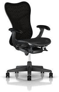 Herman Miller Mirra 2 - Beispiel für einen Office Stil Gaming Stuhl