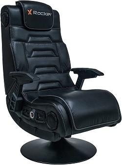X Rocker Pro 4.1 Podest Stuhl - Beispiel für einen Sockel Stil Gaming Stuhl