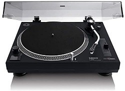 Lenco L-3808 - DJ Plattenspieler mit Direktantrieb